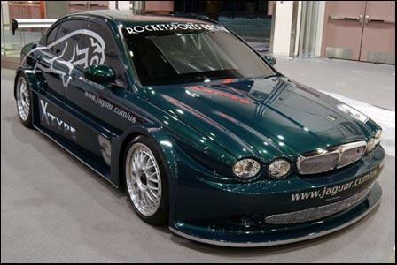 Jaguar X-Type Estate 2.5 V6