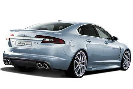 Jaguar XF 2.7
