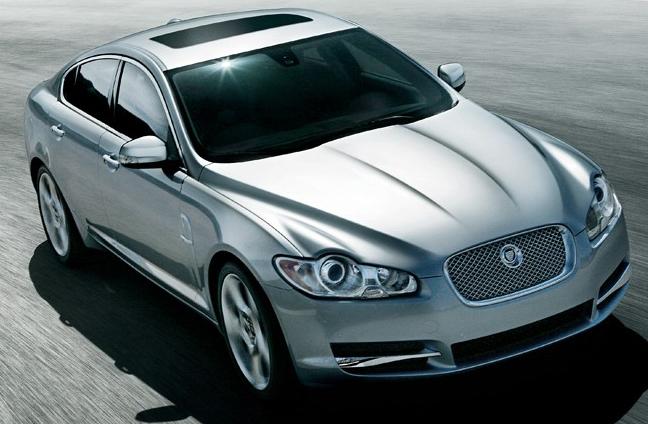 Jaguar XF 3.0D Luxury