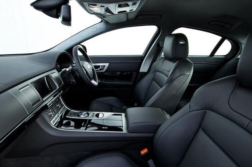 Jaguar XF 5.0 AT Portfolio