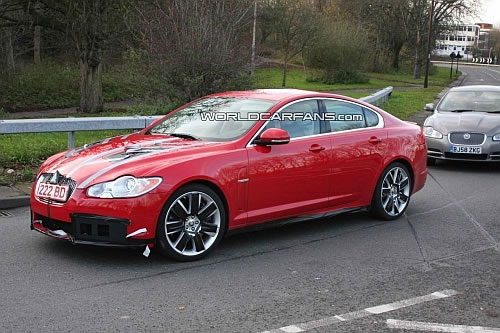 Jaguar XFR 5.0