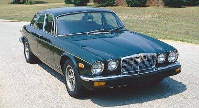 Jaguar XJ 12 L