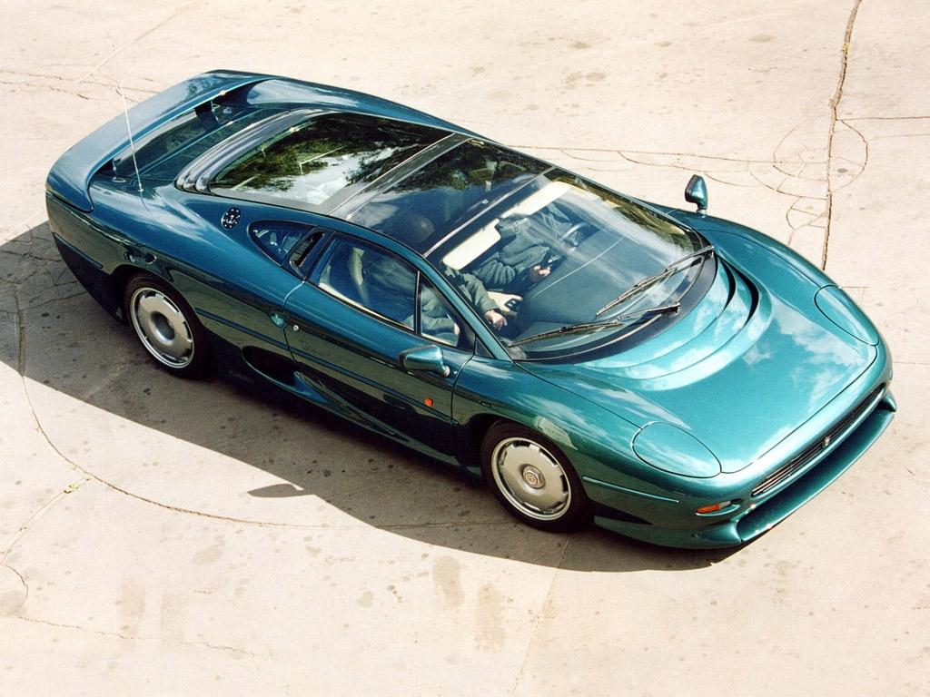 Jaguar XJ 220 C
