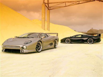 Jaguar XJ 220 S