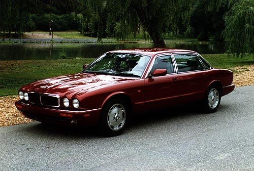 Jaguar XJ 6 4.0