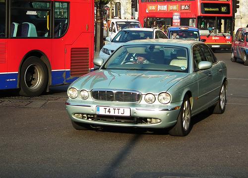 Jaguar XJ6 3.0 V6 SE