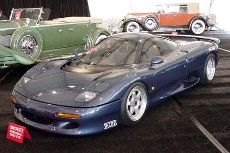 Jaguar XJR 15