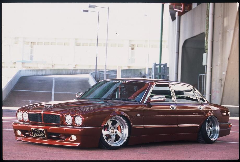 Jaguar XJS HE