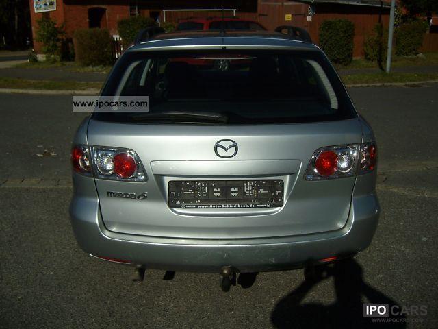 Mazda 6 Sport Kombi 2.3 Top