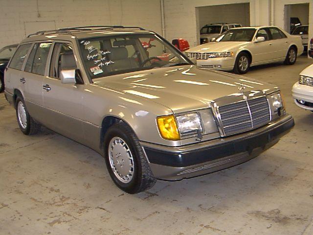 Mercedes-Benz 300 300 TE 4-matic