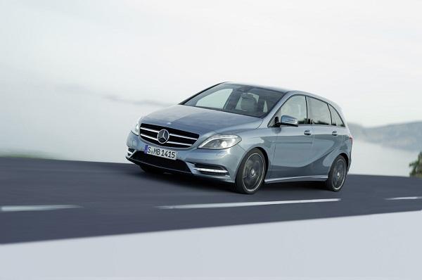 Mercedes-Benz C 200 CDI 122hp AT