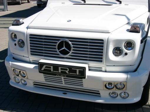 Mercedes-Benz G 320 CDi