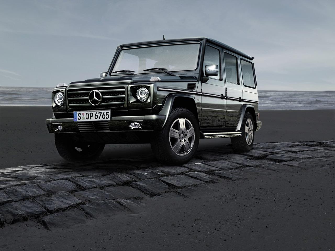 Mercedes-Benz G 320 Station Wagon Long