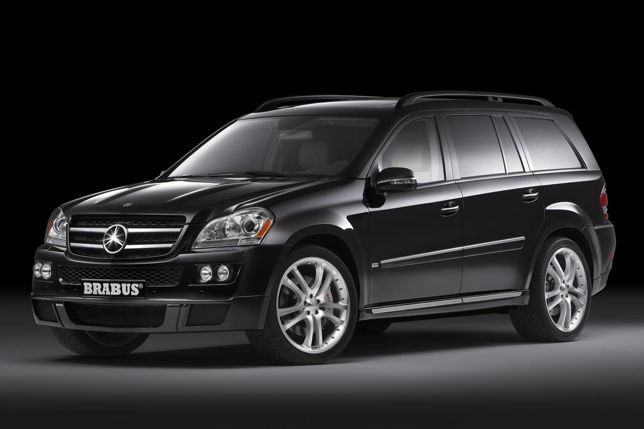 Mercedes-Benz GL 420 CDi