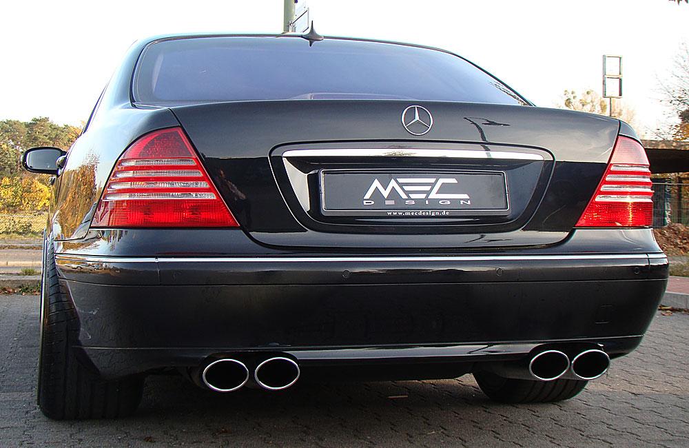 Mercedes-Benz S430