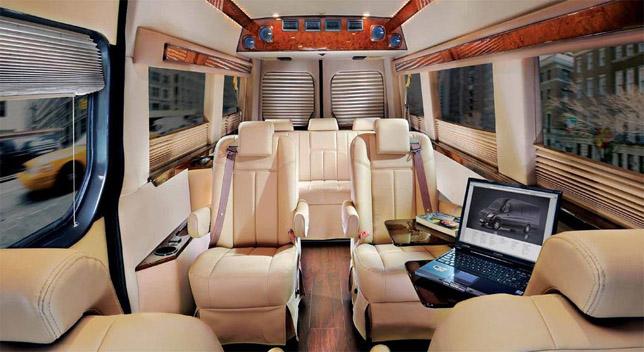 Mercedes-Benz Sprinter 214 2.3