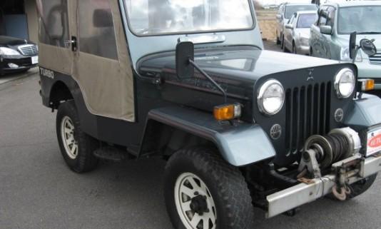 Mitsubishi Jeep 2.7 D