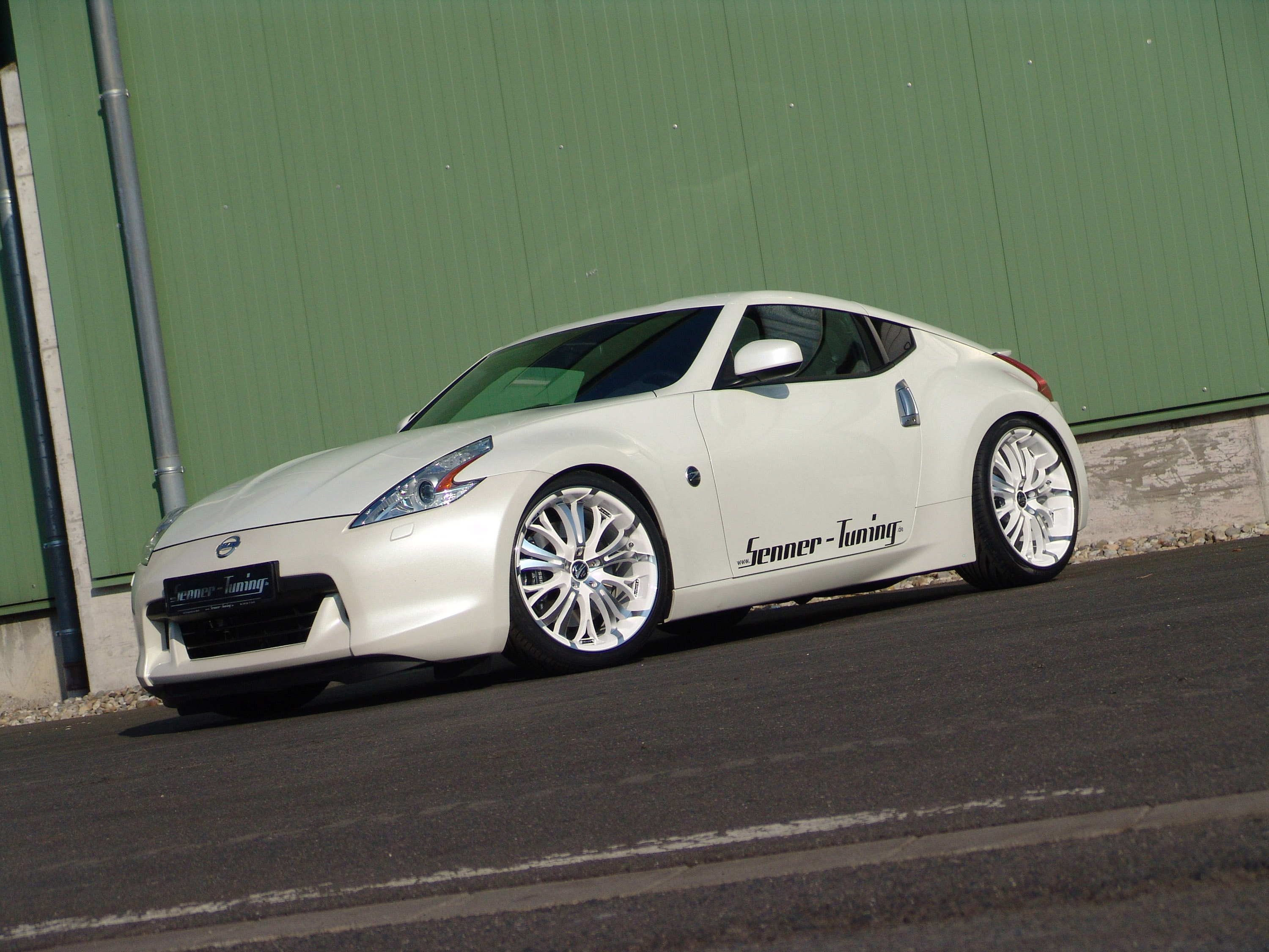 View Of Nissan 370z Roadster Photos Video Features And Tuning Of Vehicles Gr8autophoto Com