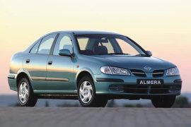 Nissan Almera 1.8 16V AT