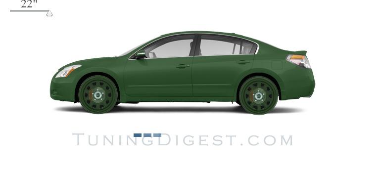 Nissan Altima 3.5 SR