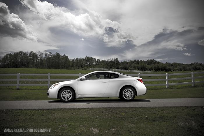 Nissan Altima Coupe 3.5 SE