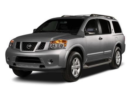 Nissan Armada Titanium