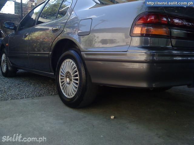 Nissan Cefiro 2.0 i V6 24V AT