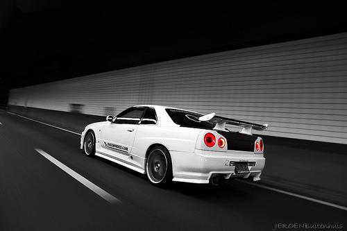 Nissan Skyline 2.5 i 24V GTS