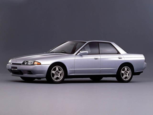 Nissan Skyline 2.6 i R6 24V Turbo 4WD
