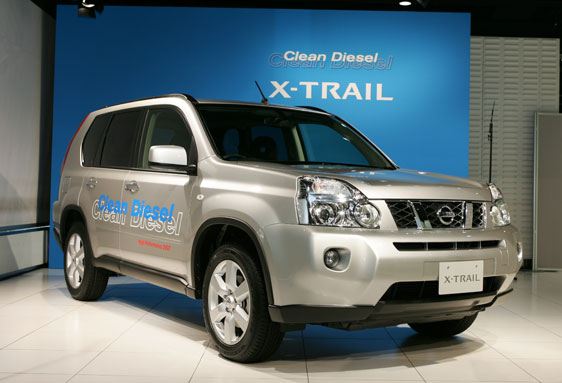 Nissan X-Trail 2.0 MT