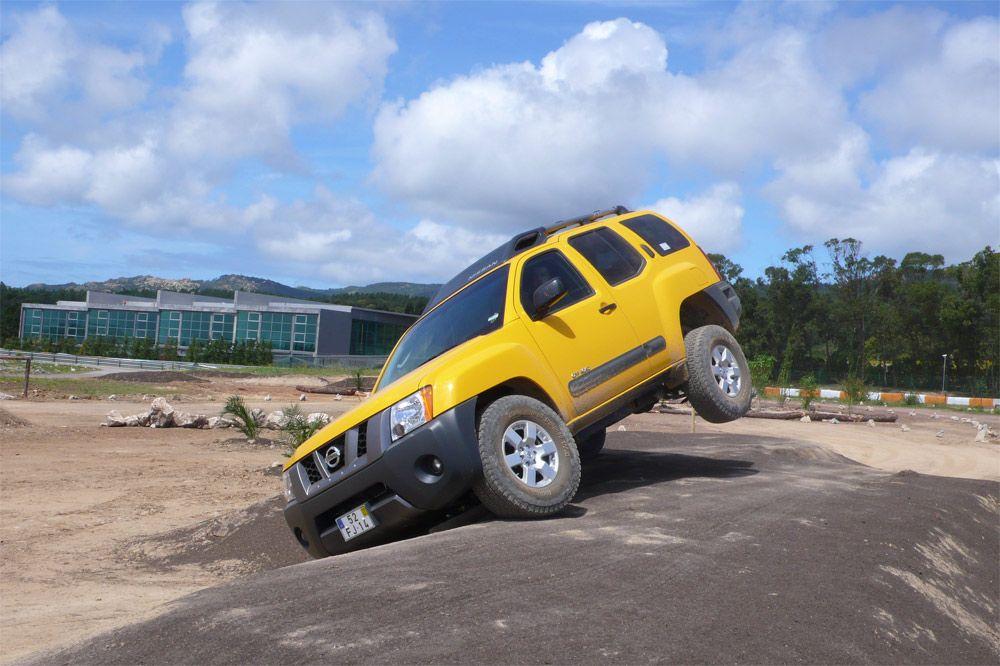 Nissan Xterra S