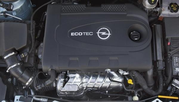 Opel Astra 1.4 Turbo 140hp AT Cosmo