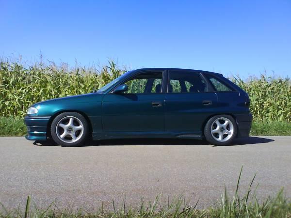 Opel Astra 1.8 i 16V