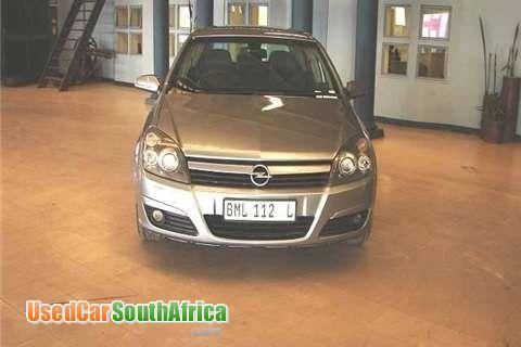 Opel Astra 2.0i