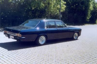 Opel Diplomat