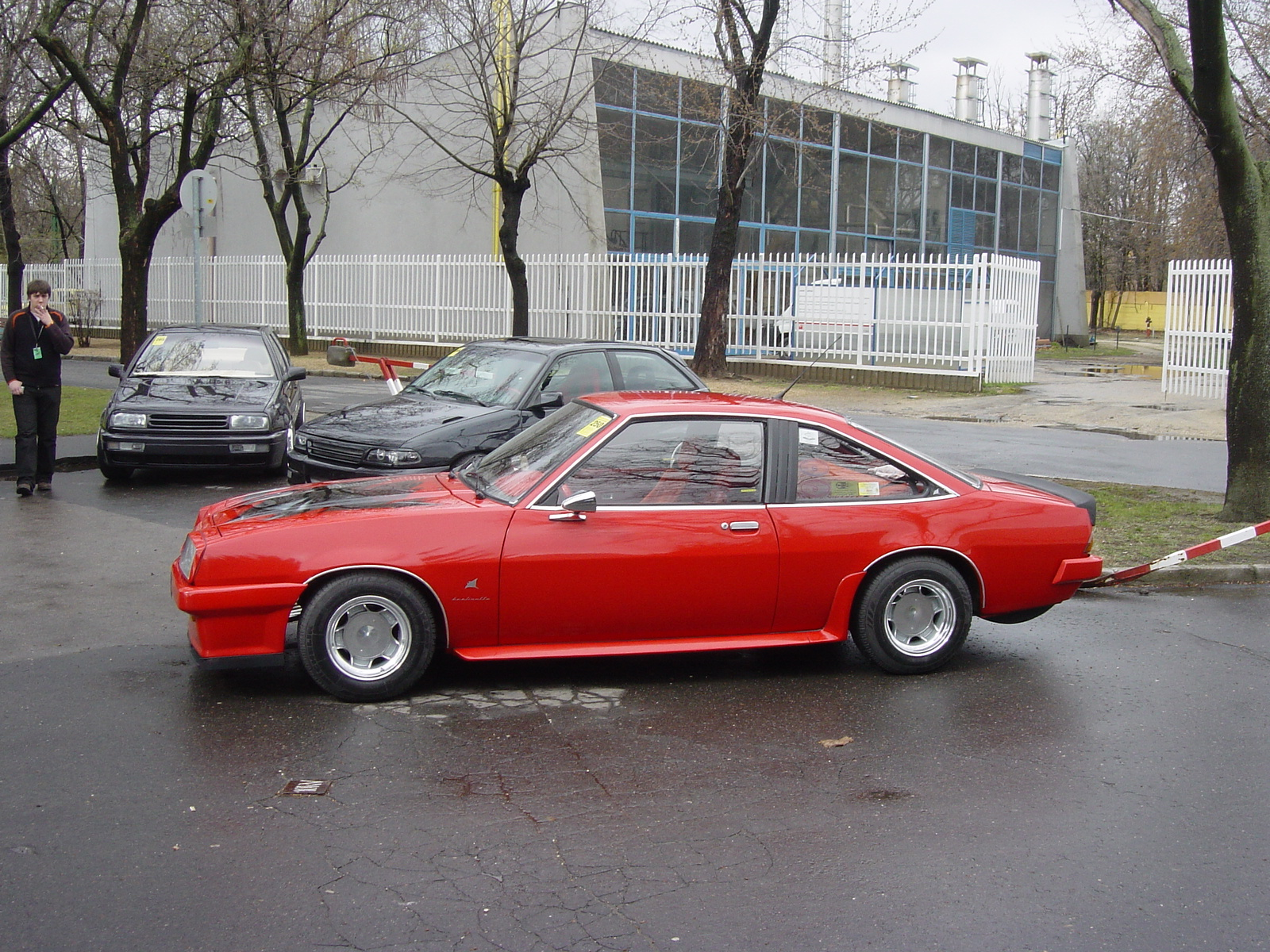 View Of Opel Manta 2 0 S Photos Video Features And Tuning Gr8autophoto Com