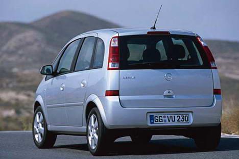 Opel Meriva 1.7 DTI Enjoy