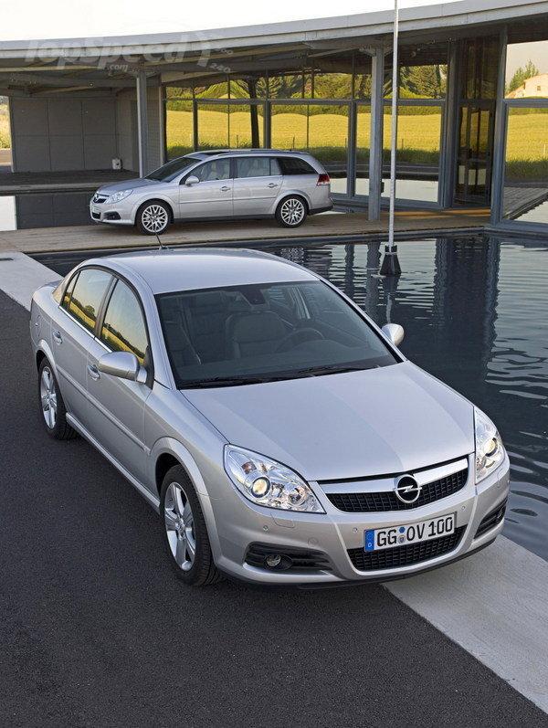 Opel Vectra 3.0 Break