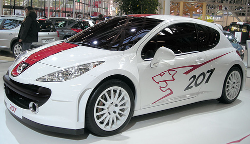 View Of Peugeot 207 Photos Video Features And Tuning Of Vehicles Gr8autophoto Com