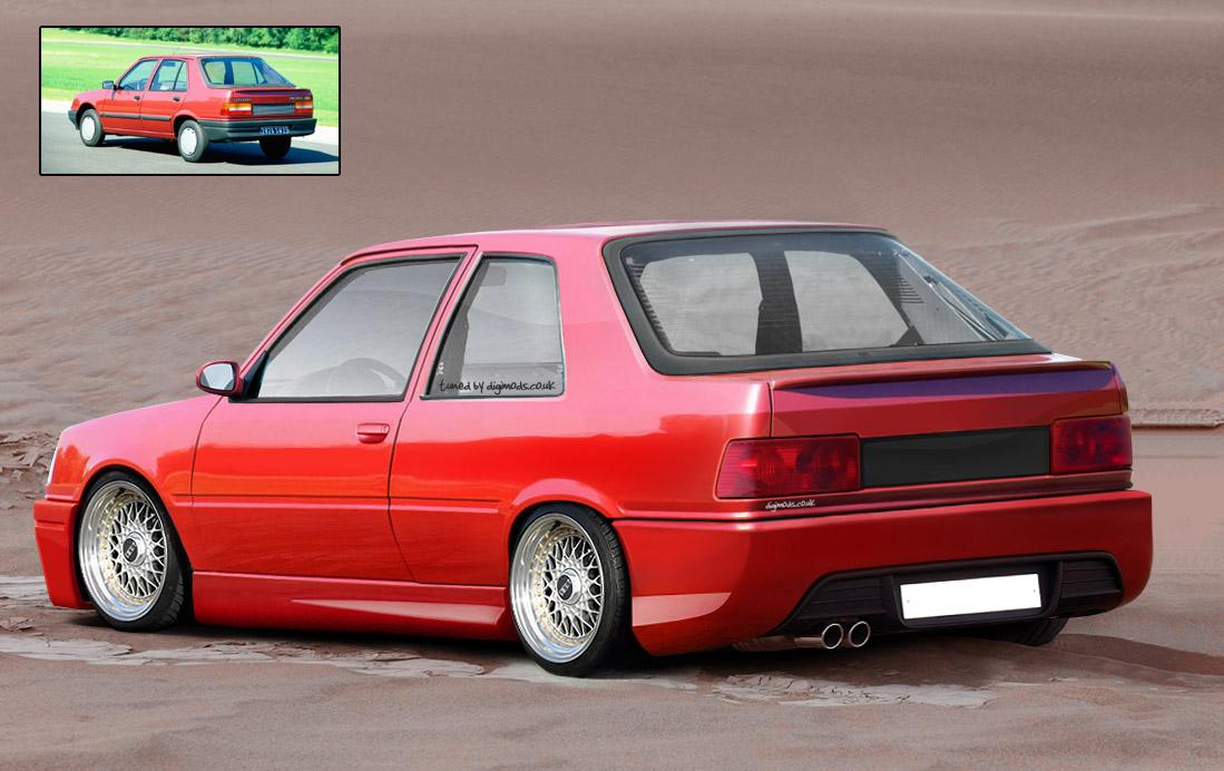 Peugeot 309 1.4