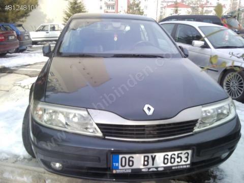 Renault Laguna 2.2 DCi Dynamique