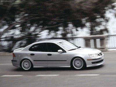 Saab 9-3 Sport Sedan Linear