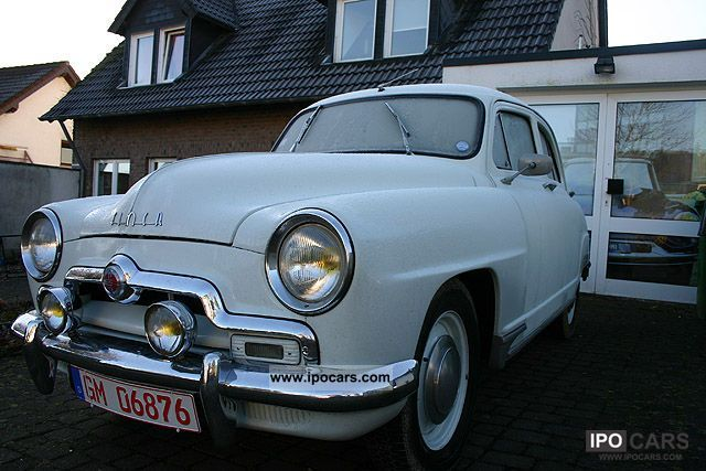 Incroyable View of Simca Aronde Cabriolet. Photos, video, features and tuning DM-36