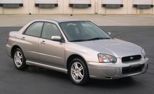 Subaru Impreza 2.5 RS Sedan