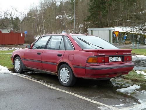 Toyota Carina 2.0 i 16V GLi MT