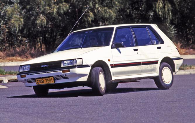 Toyota Corolla 1.6 GLS