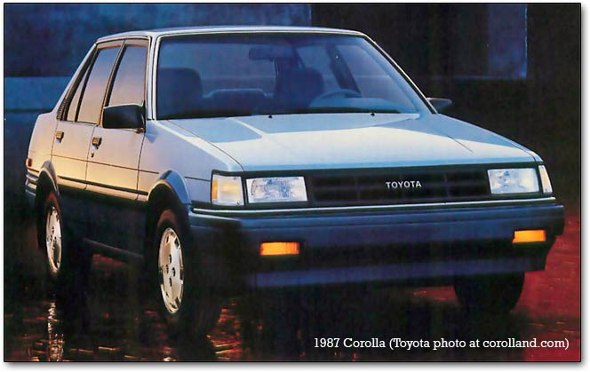 Toyota Corolla 1.6 Station Wagon
