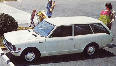 Toyota Corolla 1200