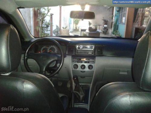 Toyota Corolla 1.6 MT