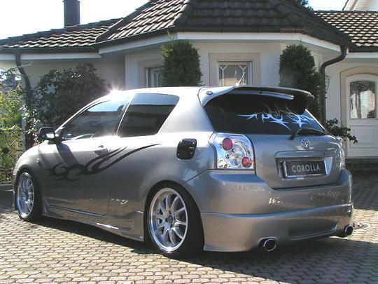 Toyota Corolla 2.5